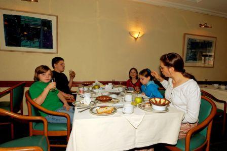 Breakfast in Amman