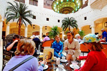 Movenpick Hotel in Petra