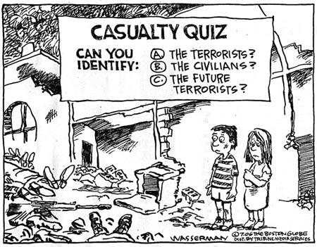 future terrorists questions